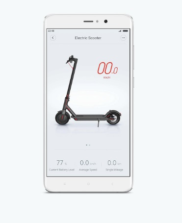 Xiaomi Mi Electric Scooter- čierna