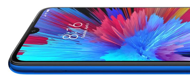 Xiaomi Redmi Note 7, 4/64 GB, Dual SIM, Red - SK distribúcia