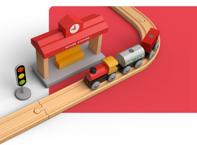 Xiaomi Toy Train Set