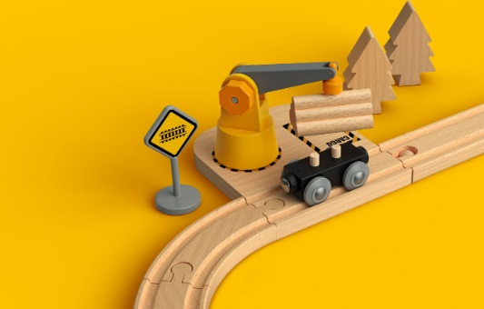 Xiaomi Toy Train Set