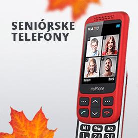 Seniórske telefóny