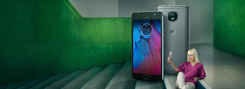Motorola Moto G5s Plus Single SIM, Grey - SK distribúcia